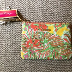 Lilly Pulitzer Clutch